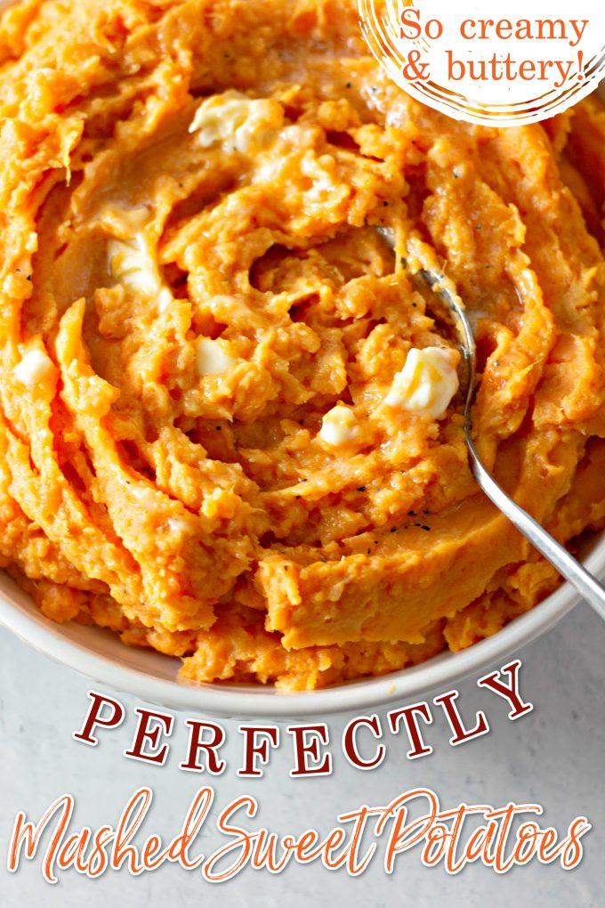 Mashed Sweet Potatoes on Pinterest
