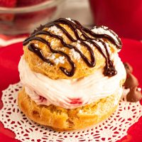 Strawberry Cream Puff Recipe