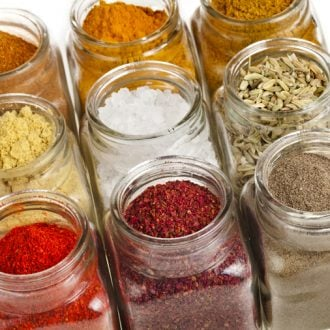Spice Blends so you can make your very own spices right at home!