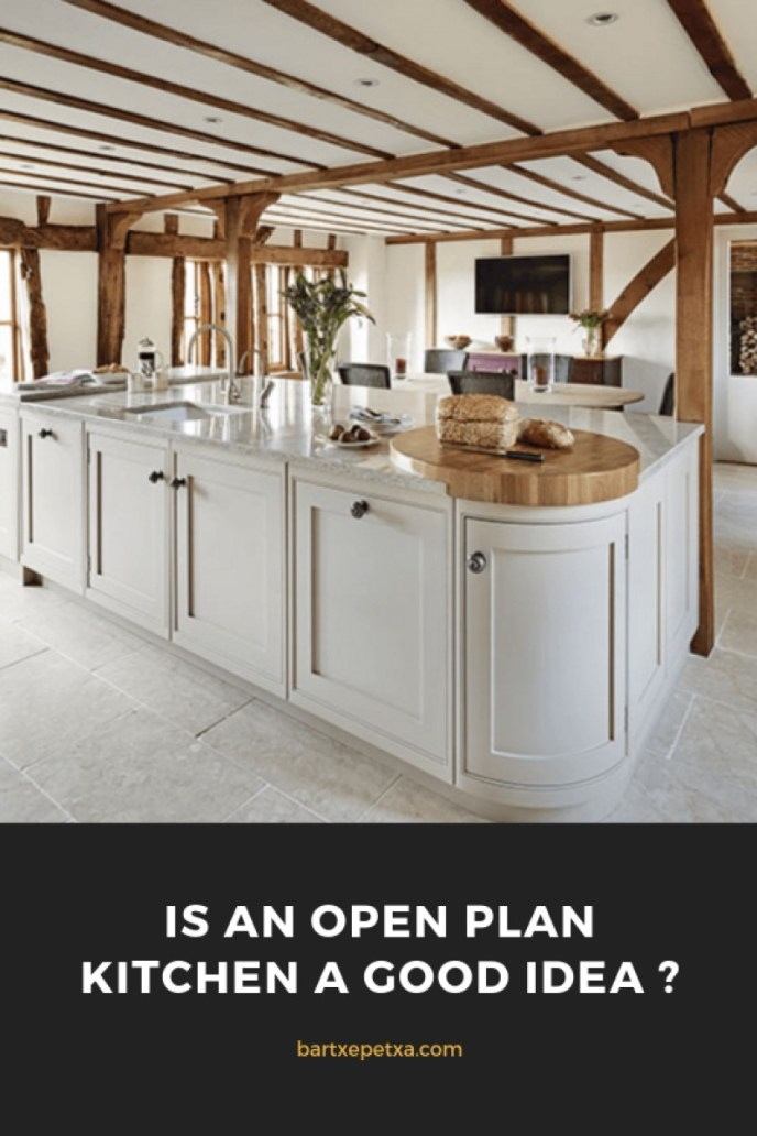 Is an Open Plan Kitchen a Good Idea?