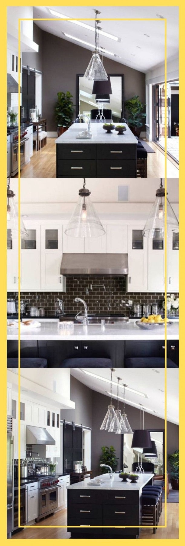 kitchen pendant lighting over island ideas