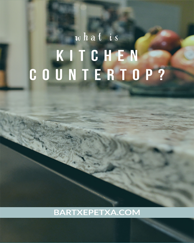 Kitchen Countertop Ideas (Incredible Cheap Solid Materials)