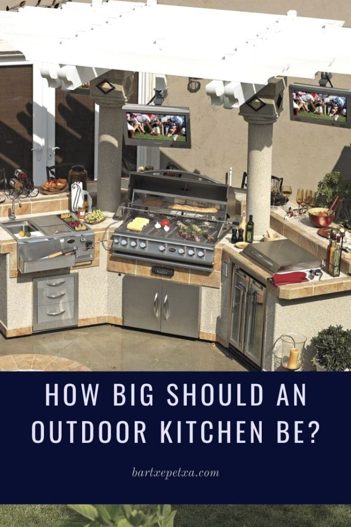 outdoor camping kitchen ideas