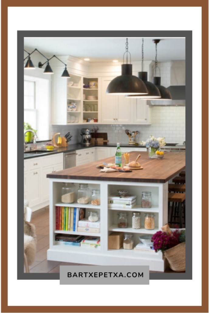 How to Make Kitchen Table With Storage