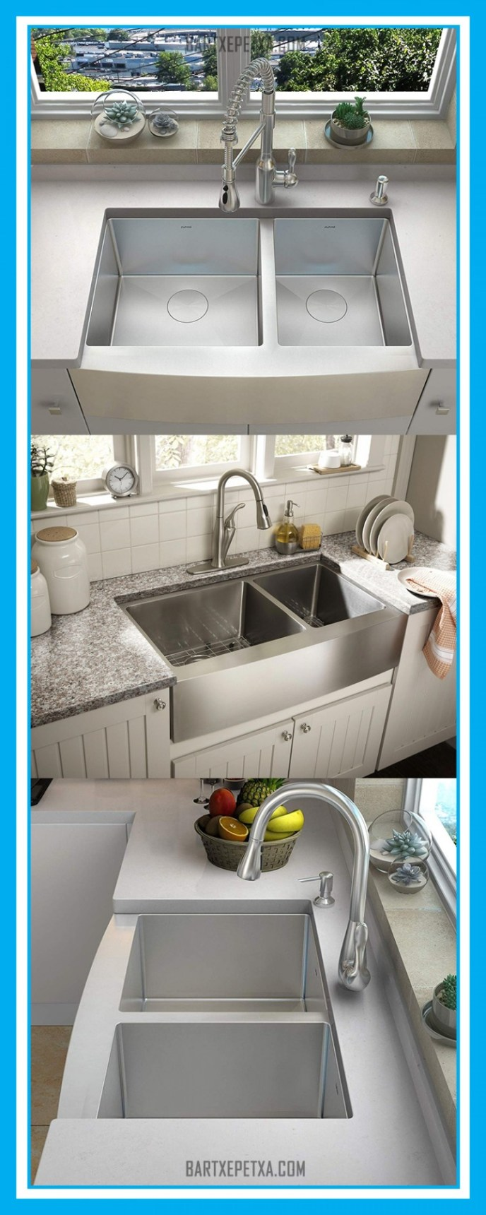best kitchen sink cabinet material