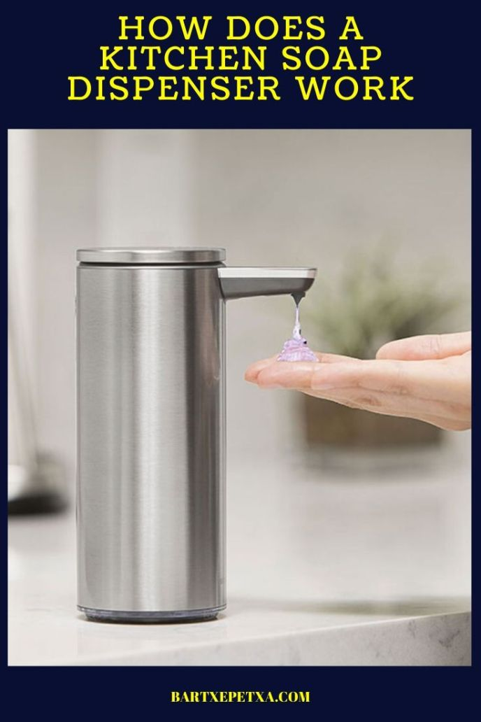 kohler kitchen sink soap dispenser