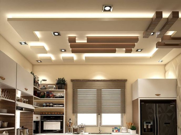 commercial kitchen ceiling requirements