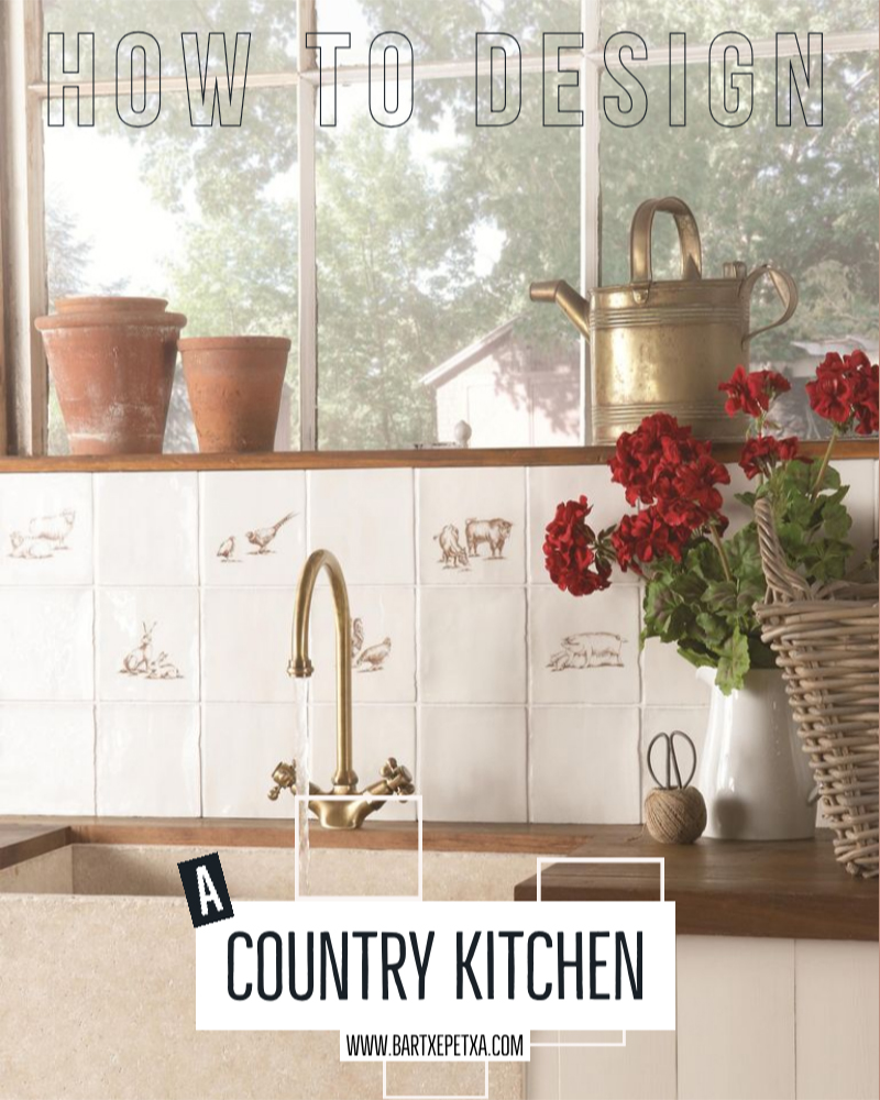 Country Kitchen Ideas (Oldy Cute and Elegant Vintage)