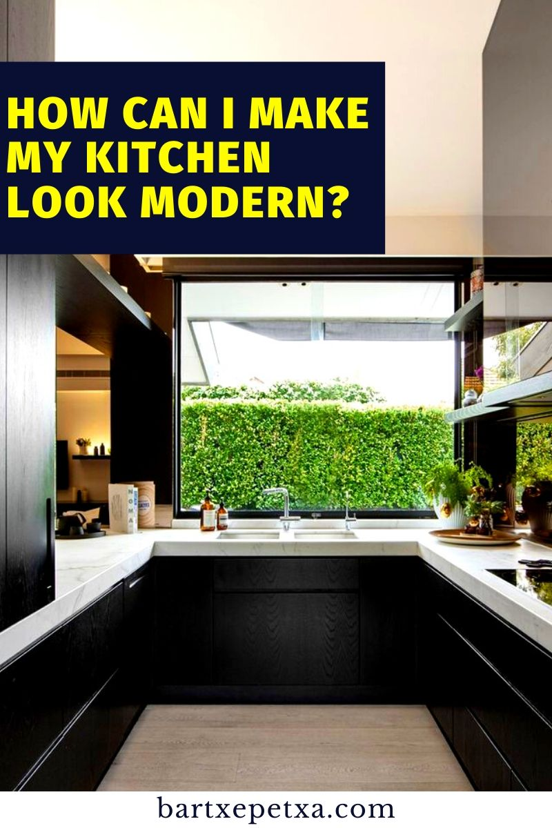 Modern Kitchen Ideas (Small, Galley, Kitchen Island Ideas)
