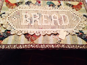Crochet for Kitchen