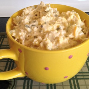 St. Patrick's Day Chicken Salad – Good for Any Day