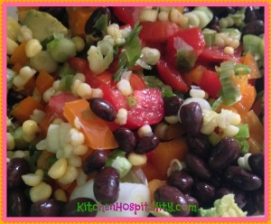Organic Vegetable Salad