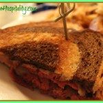 Reuben Sandwich for St. Paddy's Day