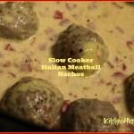 Slow Cooker Mex-Italian Meatball Nachos