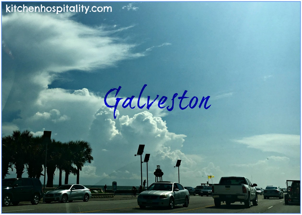 Galveston Beach