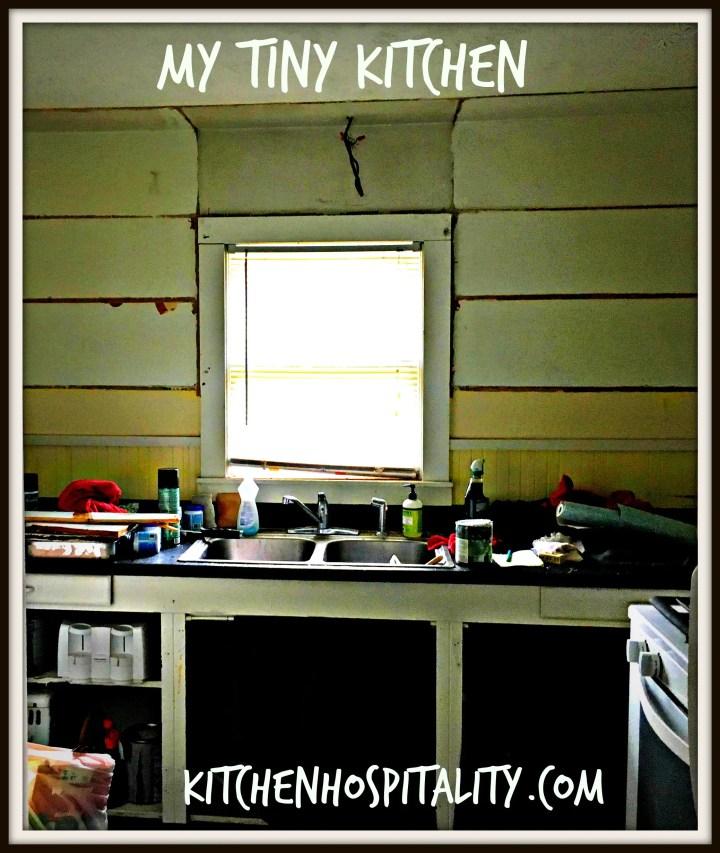 tiny kitchen remodeling