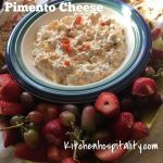 Pimento Cheese on Cinnamon Raisin Bread Brunch for Two