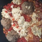 Pressure Cooker Meatball Chili