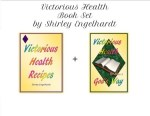 Victorious Health Recipes Book Set