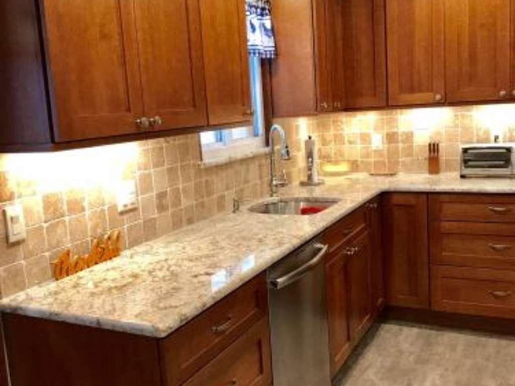 mosaic tile kitchen infinity