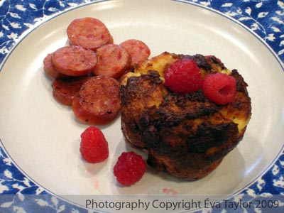 Paettone French Toast