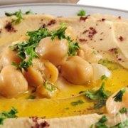 Hummus uit Israël op de klassieke manier