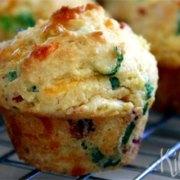 Hartige muffins