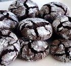 Craquelé fudge chocoladekoekjes – bakken uit de voorraad