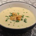 Gruyère Soup