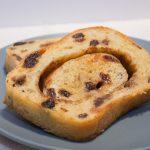 Cinnamon Swirl Raisin Bread & Cinnamon Honey Butter