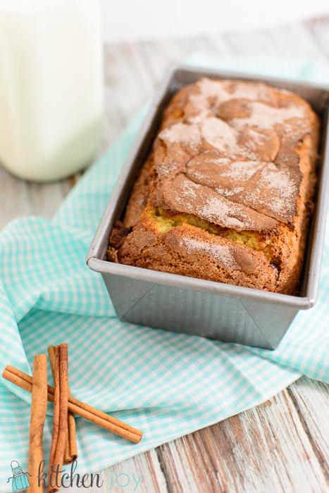 Amish friendship bread, cinnamon bread,