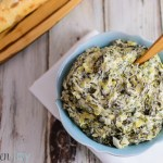 Creamy Spinach-Artichoke Dip