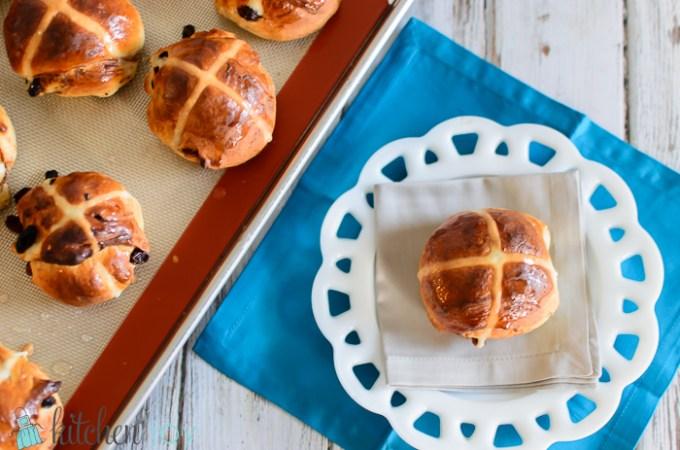 Hot Cross Buns | Kitchen Joy