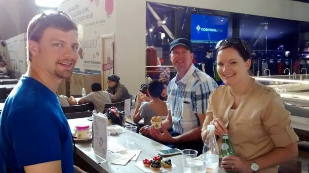 Foodie Field Trip: Mercato Centrale~ Florence, Italy