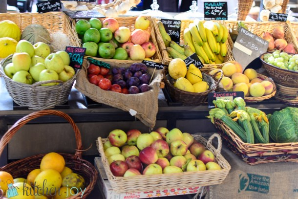 Foodie Field Trip: Mercato Centrale ~Florence, Italy