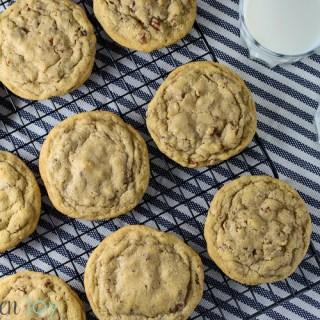 Butter Pecan Cookies - Kitchen Joy