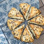 Chocolate Chip Scones and Life Changes