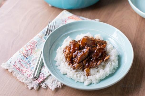 Bourbon Chicken - Kitchen Joy®