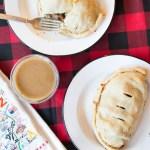 Michigan Pasties (Meat Pies) with Pan Gravy