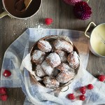 Beignets, Revisited + COOKBOOK news!