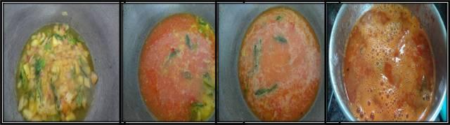 Thakkali Khicidi/Tomato Khicidi/kolakari