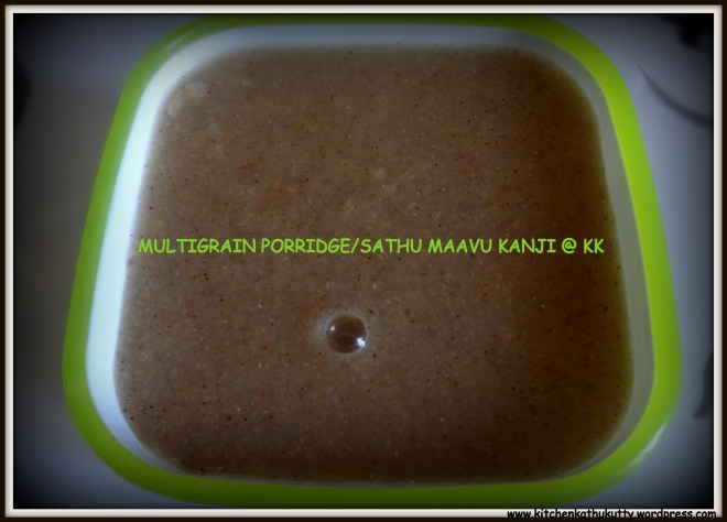 multigrainporridge
