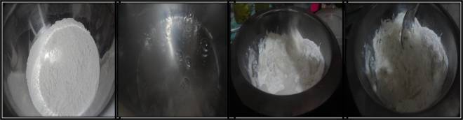 Idiyappam making