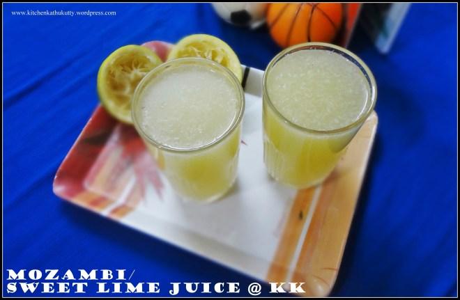 Mozambi Juice