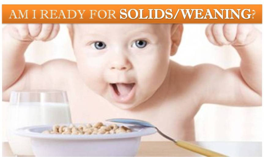 am I ready for solids