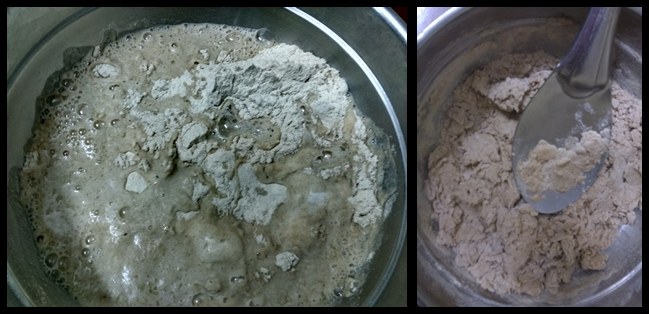 autolysis chappathi dough making