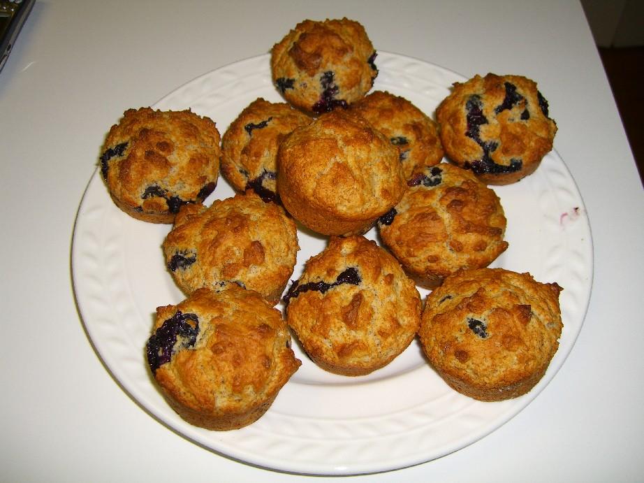 Blueberry goodness x 11