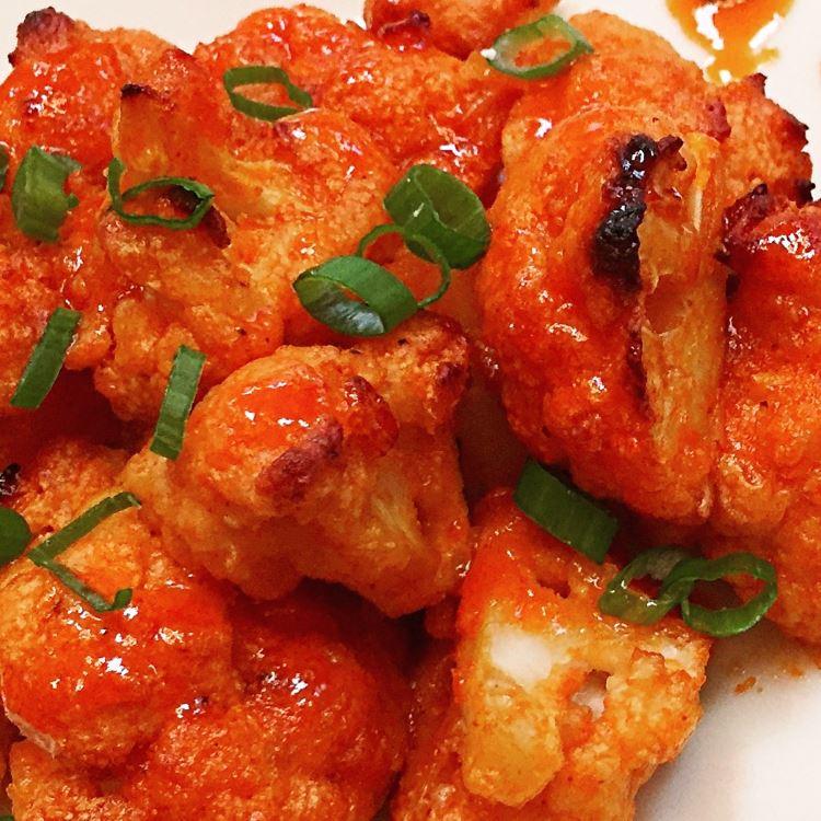 Buffalo Cauliflower Wings Recipe
