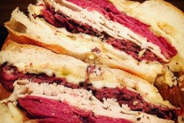 NYC Deli Sandwich Recipe