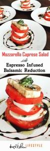 Mozzarella Caprese Salad Recipe